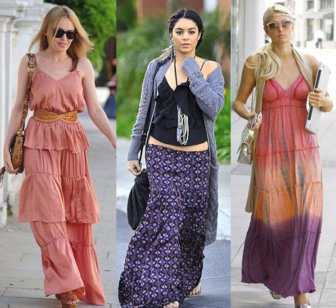 maxi dress | voguelyvan1